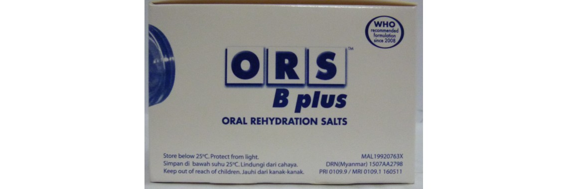 Rehydration Salts